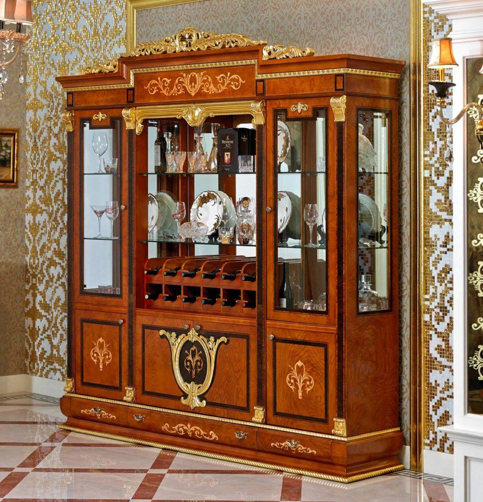 E38 Bar Cabinet 89.8X19.1X91.3