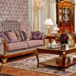 E38 sofa set 314-635 SOFITA-33 COFFEE TABLE 56.1X34.8X19.7 END TABLE 28.5X28.5X21.7 ROUND TABLE 23.6X25.6