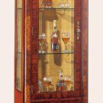 OP-651-1-R Display Cabinet   L29.5xW17.7xH78.7