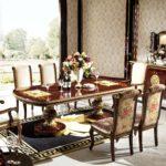 E63 dining room