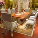 E66 dining tabel set
