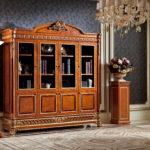 E62 Bookcase  88.18 x 24.80 x 92.12