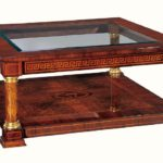 OP-631-R Square Table      L43.3xW43.3xH18.9