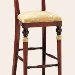 OP-620-R Bar Chair L17.3xW18.9xH43.1