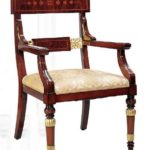 OP-720-1-R Arm Chair          L24.8xW24.8H40.2