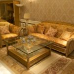 E16 sofa set new fabric