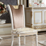 E62 dining chair 1 W  21.25 x 27.55 x 45.21