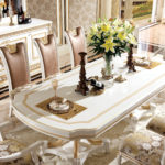 E62 dining table W  Detail