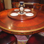 3002 Round Dining Table 59diax30.7H Round Dining Table 62.9diax30.7H Round Dining Table 70.8diax30.7H
