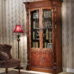 LV-552-2  COMBINED 2/D     BOOKCASE  (47.83xW20.27xH90.55)