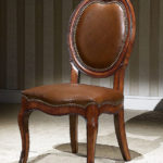 LV-722-2   DINING CHAIR  (22xW25xH42.5)