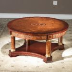 OP-634  Round Coffee Table    39.4xH18.9