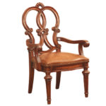 ARM CHAIR LV-720B-1 25.5*25*44.2