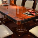 E-68 dining table   Details