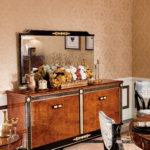 E69 buffet & mirror  Buffet 82.8 x 21.7 x 38.2/ Mirror 63 x 2 x 36.2