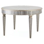 Sophia Round Dining Table 47Wx47Dx30.5H