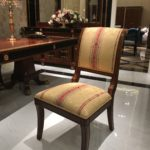 E-10 Dining Chair  side chair  20.5 x 25.6 x 38.6