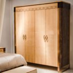 E72 4-door wardrobe 81Wx26Dx86.5H